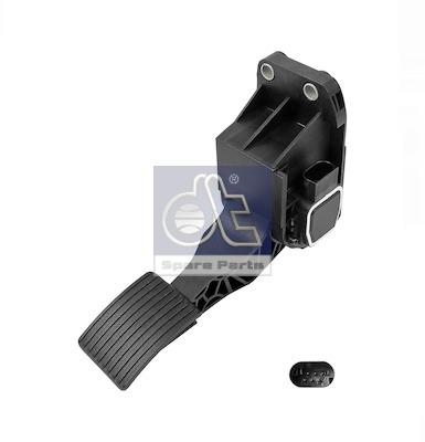 Pedale d'accelerateur DT Spare Parts 4.69571 (X1)