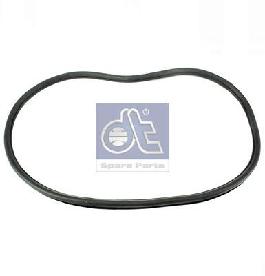 Baguette et bande protectrice, vitre arrière DT Spare Parts 4.80070 (X1)