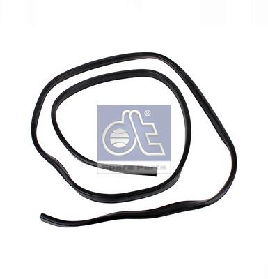 Baguette et bande protectrice, vitre latérale DT Spare Parts 4.80199 (X1)