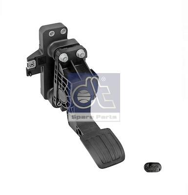 Pedale d'accelerateur DT Spare Parts 5.46027 (X1)