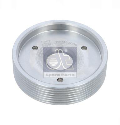 Poulie de pompe de direction DT Spare Parts 6.30059 (X1)