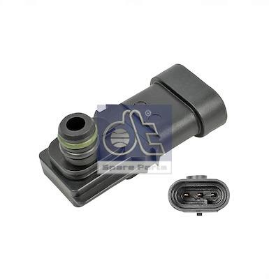 Capteur, pression du tuyau d'admission DT Spare Parts 6.33330 (X1)