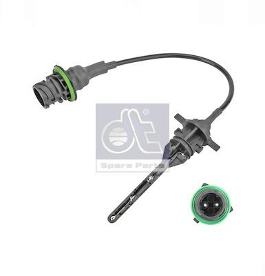 Capteur, niveau d'eau de refroidissement DT Spare Parts 6.35642 (X1)