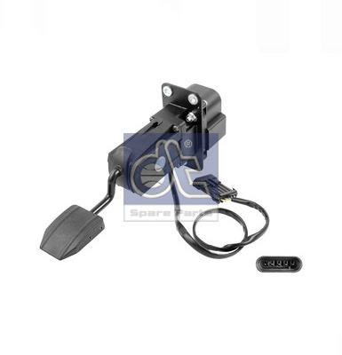 Pedale d'accelerateur DT Spare Parts 7.15502 (X1)