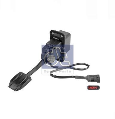 Pedale d'accelerateur DT Spare Parts 7.15503 (X1)