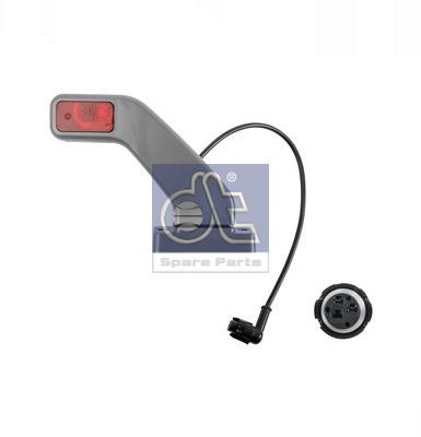 Reflecteur feu de position DT Spare Parts 7.25320 (X1)