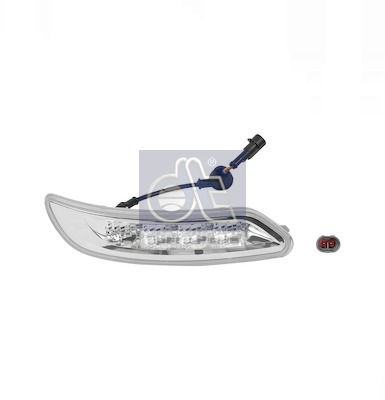 Reflecteur feu de position DT Spare Parts 7.25329 (X1)