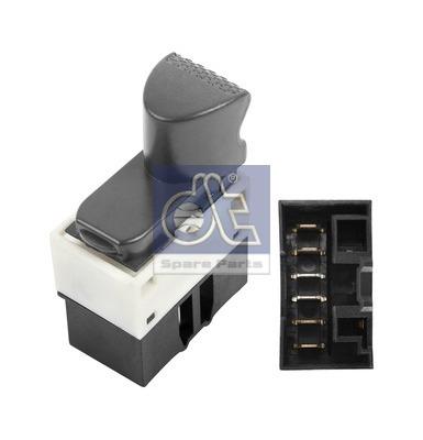 Interrupteur, leve-vitre DT Spare Parts 7.78124 (X1)