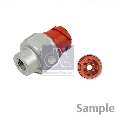 Interrupteur de commande de frein à main DT Spare Parts 7.78146 (X1)