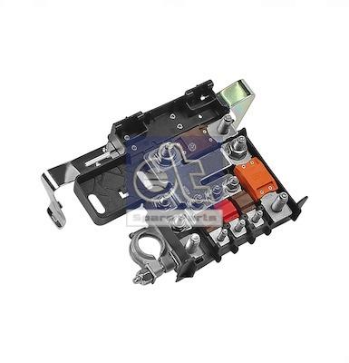 Dispositif de fixation d'attelage DT Spare Parts 7.78230 (X1)