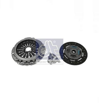 Kit d'embrayage DT Spare Parts 7.90530 (X1)