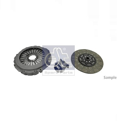 Vis disque de frein DT Spare Parts 4.40482 (X1)