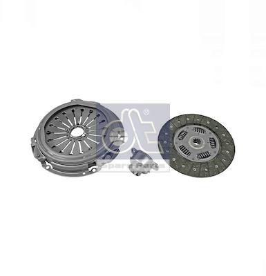 Kit d'embrayage DT Spare Parts 7.90595 (X1)