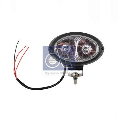 Projecteur de travail optique DT Spare Parts 9.69001 (X1)