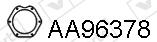 Joint d'echappement VENEPORTE AA96378 (X1)