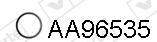 Joint d'echappement VENEPORTE AA96535 (X1)