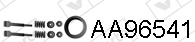 Accessoires d'echappement VENEPORTE AA96541 (X1)