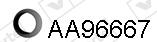 Joint d'echappement VENEPORTE AA96667 (X1)