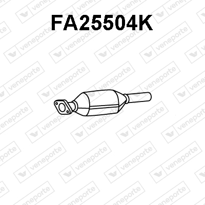 Catalyseur VENEPORTE FA25504K (X1)