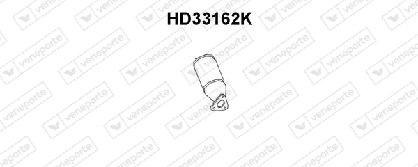 Catalyseur VENEPORTE HD33162K (X1)