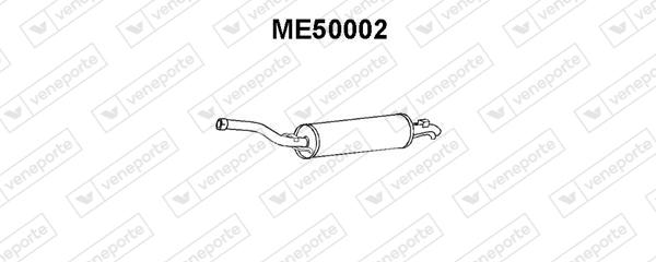 Silencieux VENEPORTE ME50002 (X1)