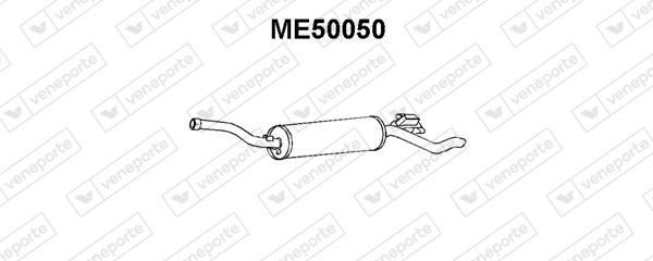Silencieux VENEPORTE ME50050 (X1)