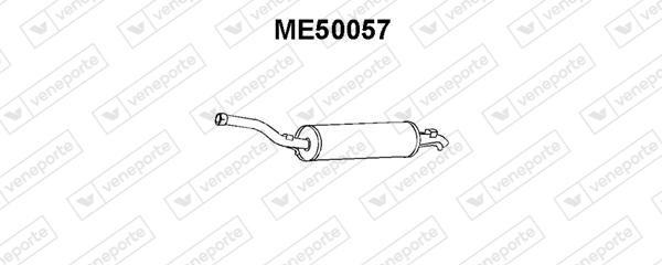 Silencieux VENEPORTE ME50057 (X1)