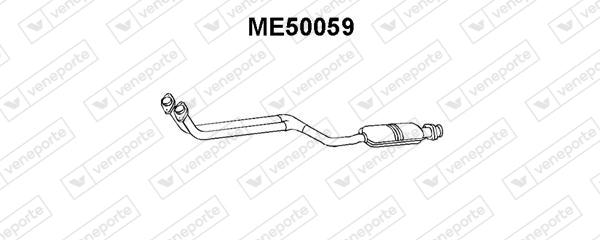 Silencieux avant VENEPORTE ME50059 (X1)