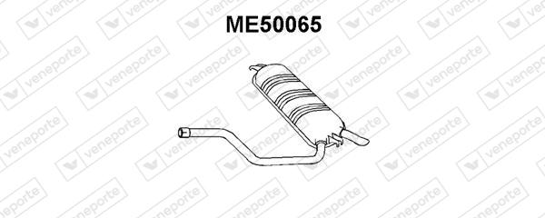 Silencieux VENEPORTE ME50065 (X1)