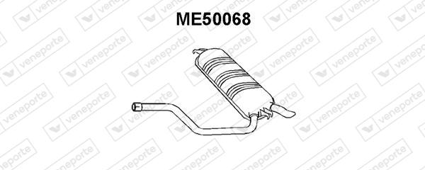 Silencieux VENEPORTE ME50068 (X1)