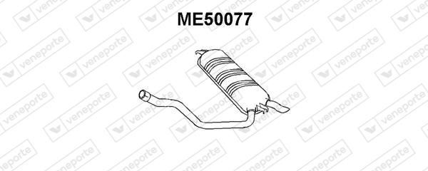Silencieux VENEPORTE ME50077 (X1)