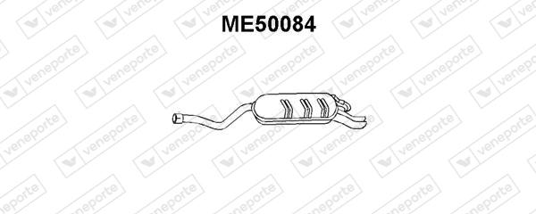 Silencieux VENEPORTE ME50084 (X1)