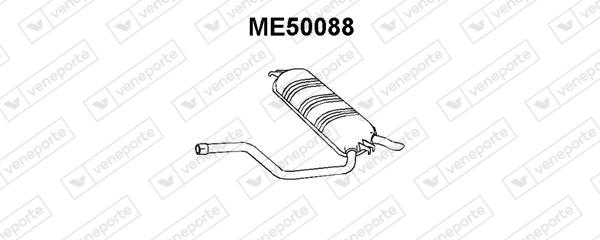 Silencieux VENEPORTE ME50088 (X1)