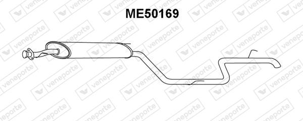 Silencieux VENEPORTE ME50169 (X1)