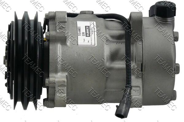 Compresseur TEAMEC 8600038 (X1)