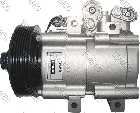 Compresseur TEAMEC 8623283 (X1)