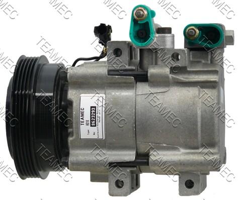 Compresseur TEAMEC 8623293 (X1)