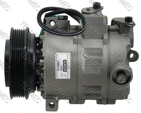 Compresseur TEAMEC 8629518 (X1)