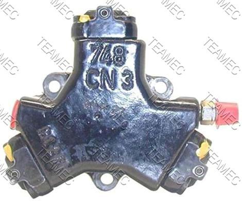 Pompe à haute pression TEAMEC 874 033 (X1)