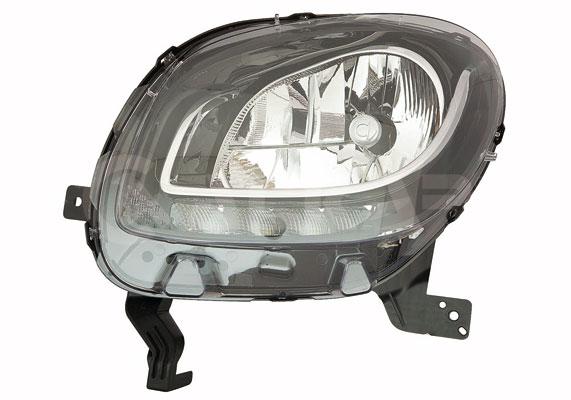 Optiques et phares ALKAR 2751010 (X1)