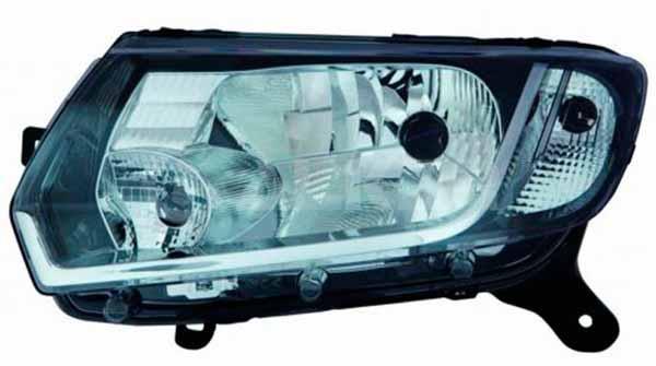 Optiques et phares ALKAR 2761721 (X1)