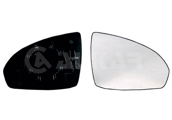 Glace de retroviseur exterieur ALKAR 6402009 (X1)