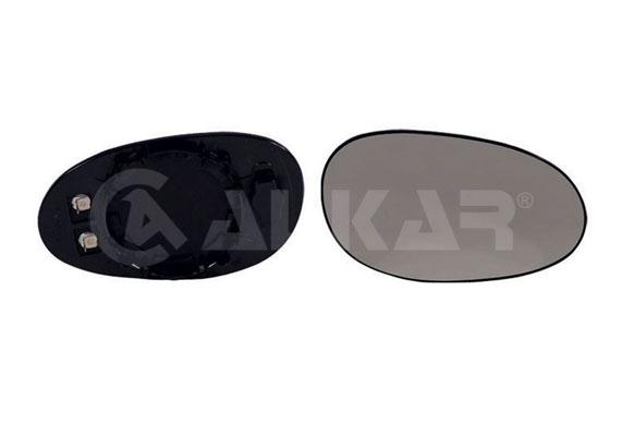 Glace de retroviseur exterieur ALKAR 6432010 (X1)