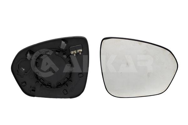 Glace de retroviseur exterieur ALKAR 6432195 (X1)