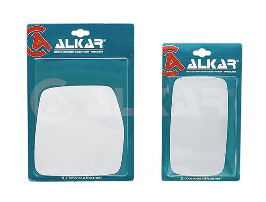 rétroviseurs extérieurs pour carrosserie ALKAR 6401267 GLACE POLIE