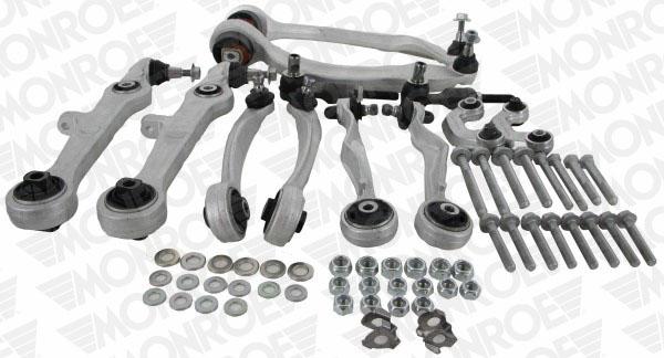 Kit de reparation bras de suspension MONROE L0019 (X1)