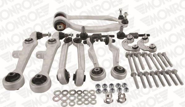 Kit de reparation bras de suspension MONROE L0020 (X1)