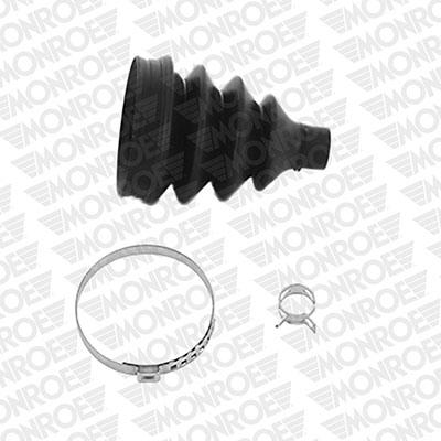 Joints soufflets direction - crémaillère MONROE L23001 (X1)