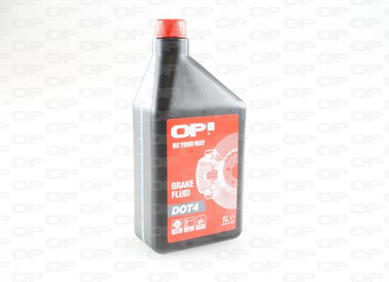 Liquide de frein Solid parts BFE1000.10 (Jeu de 12)