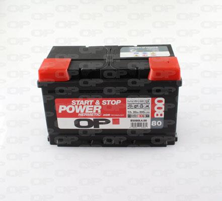 Batterie Solid parts BS080L4.00 (X1)